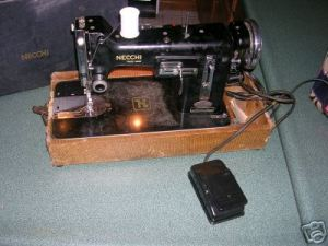 $28.00 'Old Looking' sewing machine